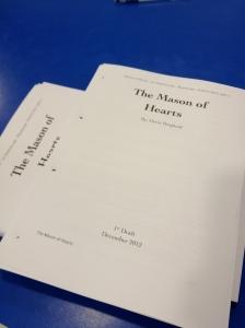 My Manuscript!!! YAY!